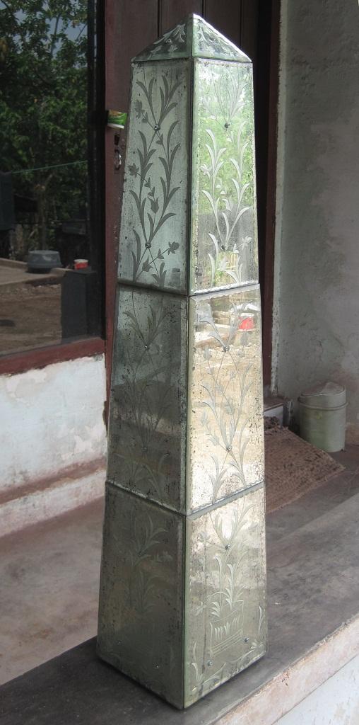 Antique Mirror Furniture Antique Furniture AVF-0004