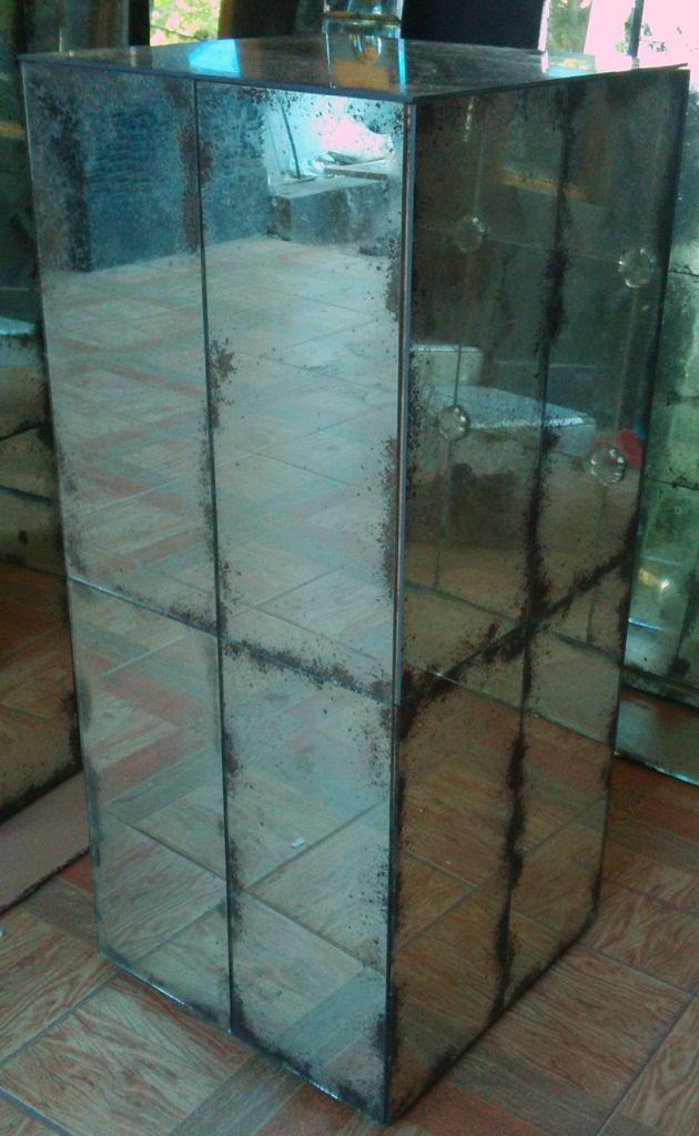 Antique Mirror Furniture Antique Furniture AVF-0006