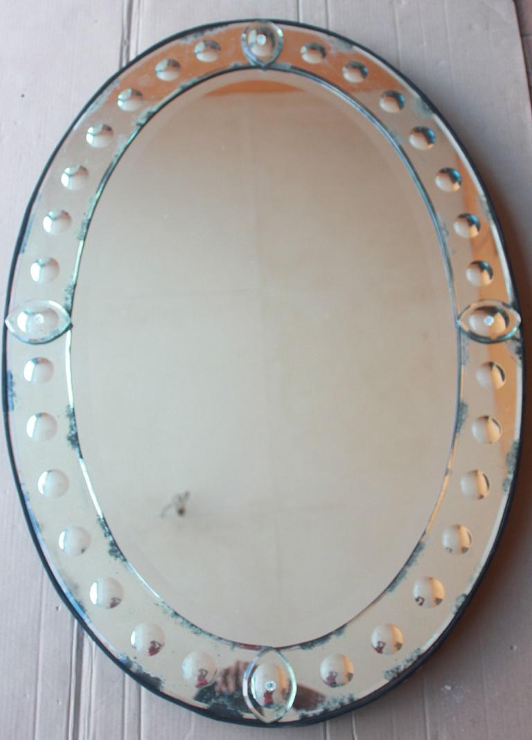 Antique Mirror Furniture Antique Mirror AVM-0003