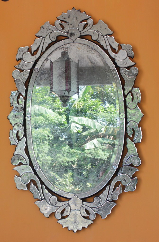 Antique Mirror Furniture Antique Mirror AVM-0007