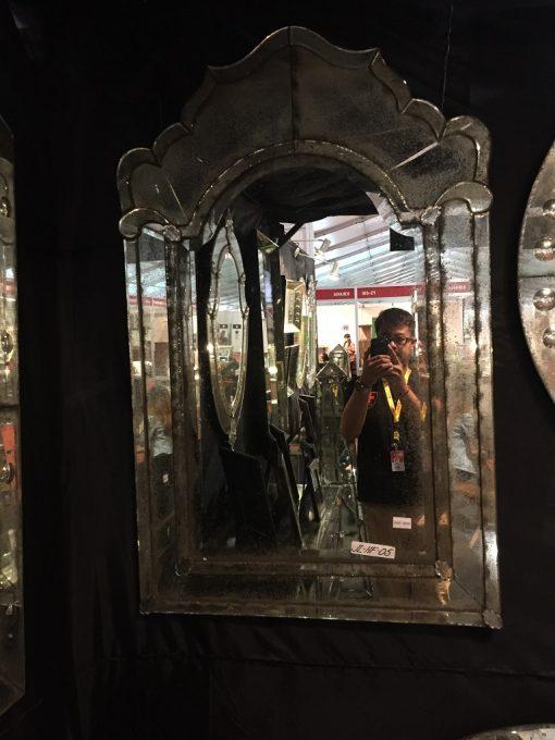 Antique Mirror Furniture Antique Mirror AVM-0023