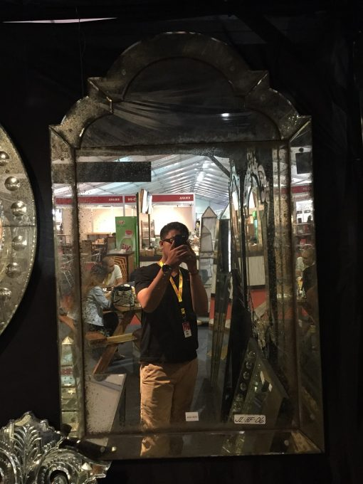 Antique Mirror Furniture Antique Mirror AVM-0026