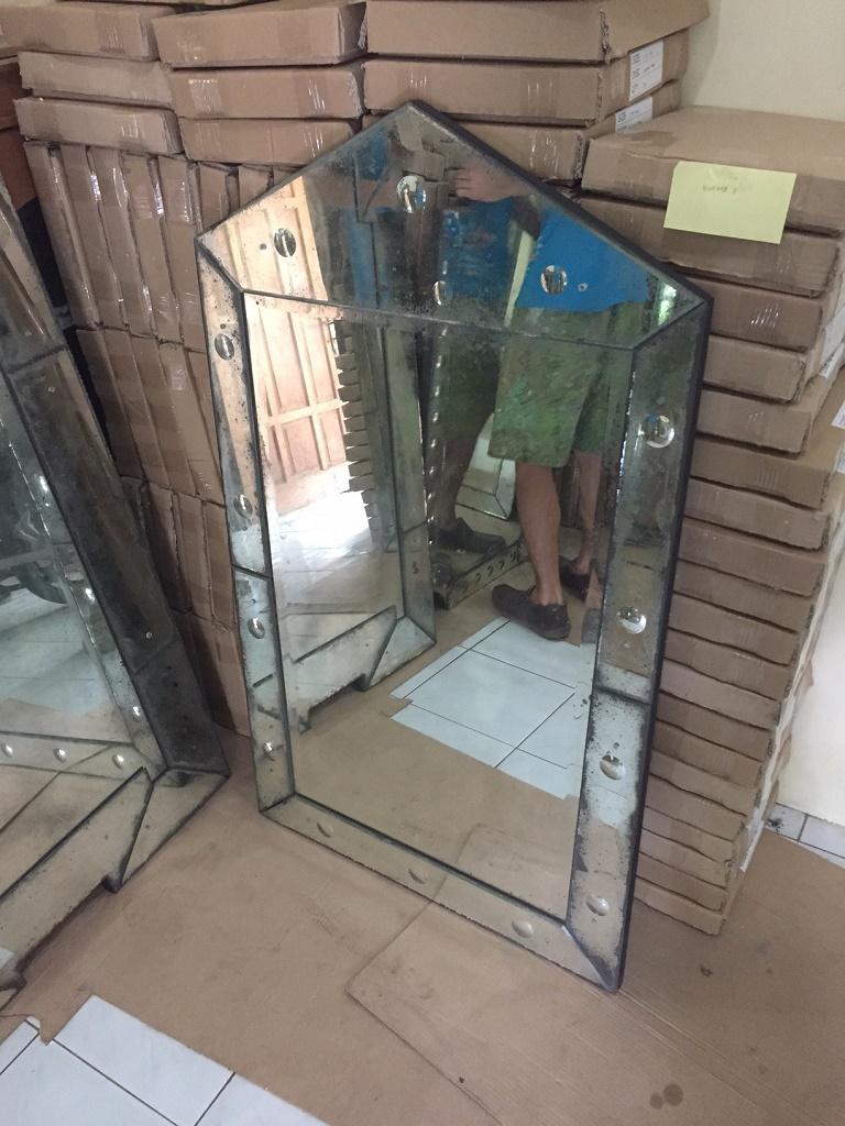 Antique Mirror Furniture Antique Mirror AVM-0028